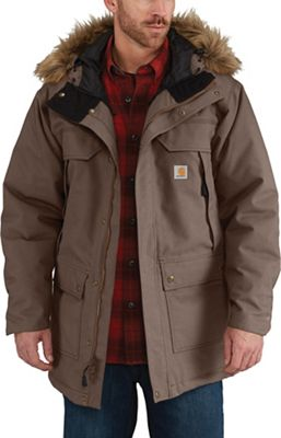 Carhartt Men's Quick Duck Sawtooth Parka