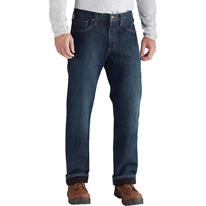 89dd1d7e Carhartt Men's Relaxed-Fit Holter Fleece Lined Jean - Moosejaw