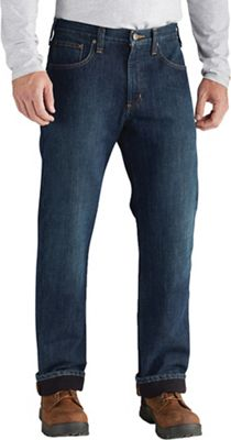 Carhartt Men's Relaxed-Fit Holter Fleece Lined Jean