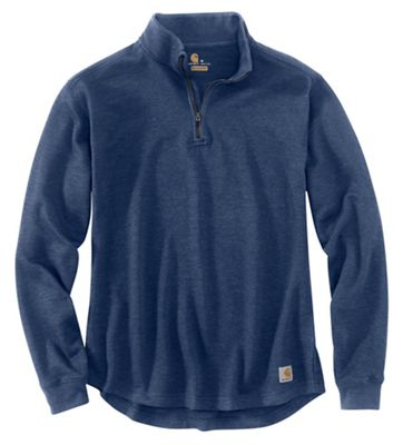 Carhartt Men's Tilden LS Mock Neck 1/4 Zip Top