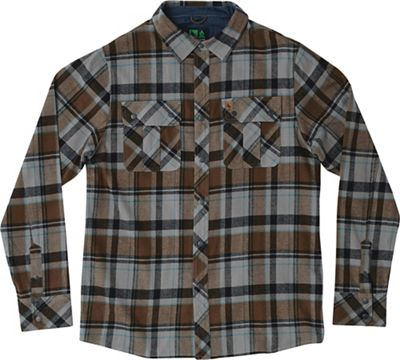 HippyTree Men's Canyon Flannel Shirt
