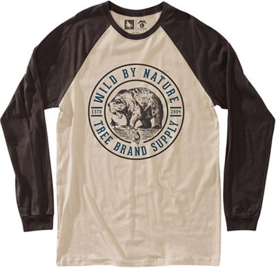 HippyTree Men's Grizzly LS Tee