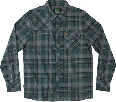 HippyTree Men's Sedona Flannel Shirt