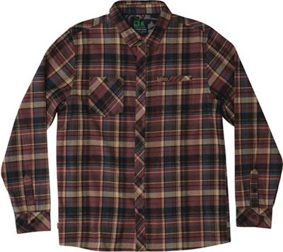 HippyTree Men's Tavern Flannel Shirt