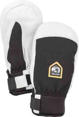 Hestra Juniors' Army Leather Patrol Mitt