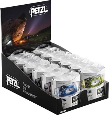 Petzl Tikkina 12 Pack Headlamp
