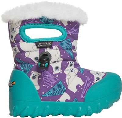 Bogs Kids' B-Moc Bears Boot