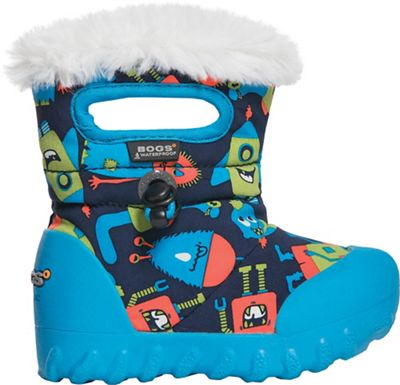 Bogs Kids' B-Moc Monsters Boot