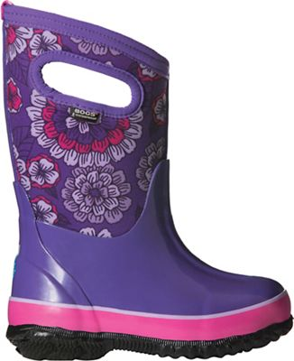 Bogs Youth Classic Pansies Boot