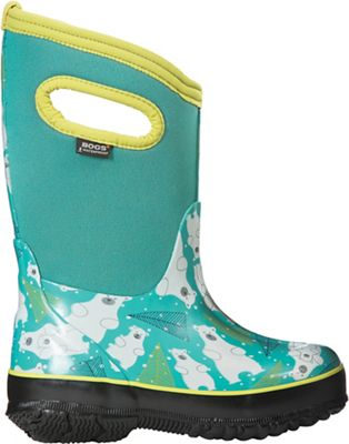 Bogs Kids' Classic Bears Boot