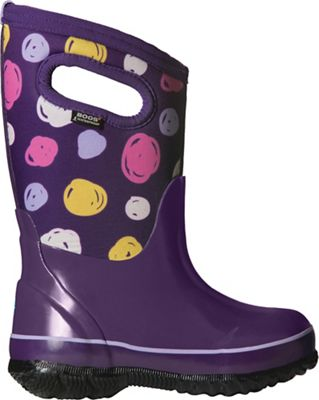 Bogs Youth Classic Sketched Dots Boot