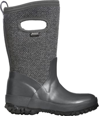 Bogs Kids' Crandall Wool Boot