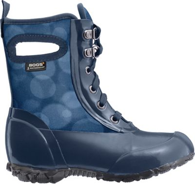 Bogs Kids' Sidney Lace Rain Boot