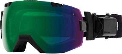 Smith I/OX Turbo Fan ChromaPop Snow Goggle