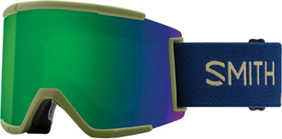 Smith Squad XL ChromaPop Snow Goggle