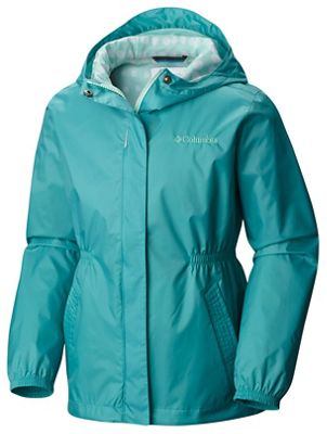 Columbia Youth Girls' Explore More Rain Jacket