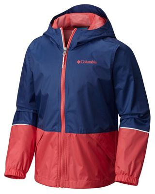 Columbia Youth Boys' Hot on the Trail Rain Jacket
