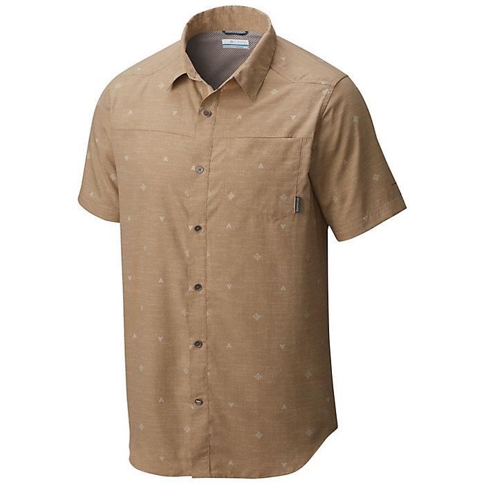e85bc2c6428 Columbia Men's Pilsner Peak Print SS Shirt - Moosejaw