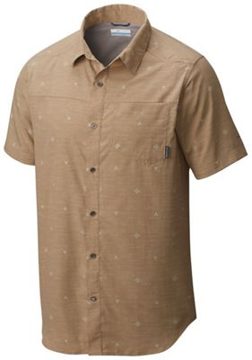 Columbia Men's Pilsner Peak Print SS Shirt