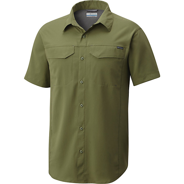ee37243c995 Columbia Men's Silver Ridge Lite SS Shirt - Moosejaw