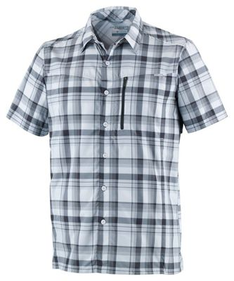 Columbia Men's Silver Ridge Plaid SS Shirt