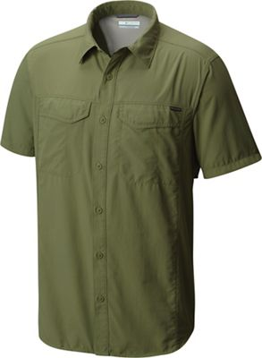 Columbia Men's Silver Ridge SS Shirt