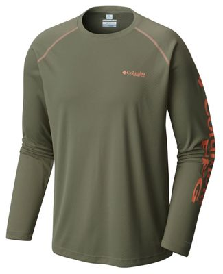 Columbia Men's Terminal Tackle ZERO LS Shirt
