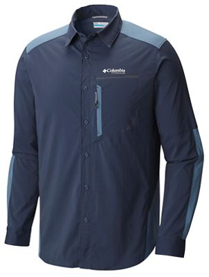 Columbia Titanium Men's Trail Strike LS Shirt