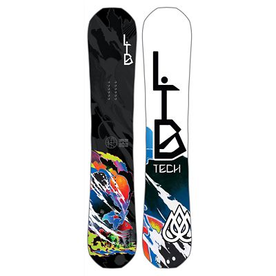 Lib Tech T. Rice Horsepower C2 Snowboard