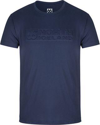 66North Men s Blaer Chest Logo T-Shirt 012d010c4