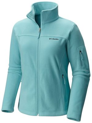Columbia Women's Fast Trek II Full Zip Fleece Jacket
