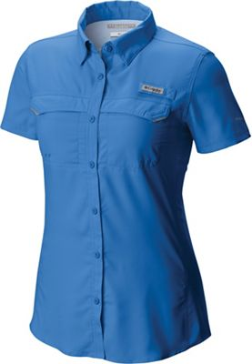 Columbia Women's Lo Drag SS Shirt