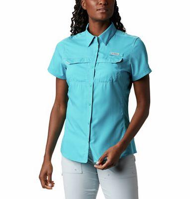 Columbia Women's Lo Drag SS Shirt
