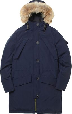 Penfield Women's Hoosac Real Fur Jacket