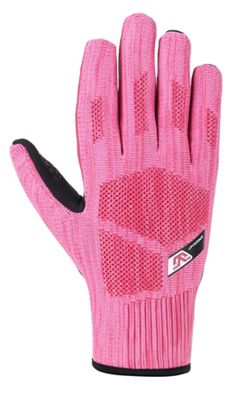 Gordini Women's Ergoknit Goatskin Palm Glove