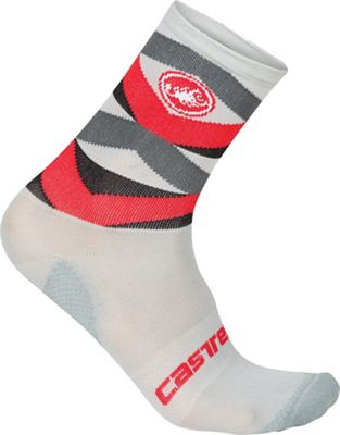 Castelli Men's Fatto 12 Sock