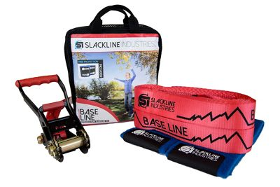 Slackline Industries Base Line Slackline Kit