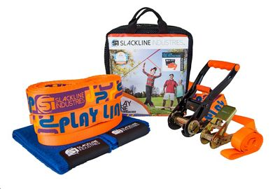 Slackline Industries Play Line Slackline Kit