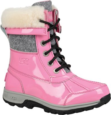 Ugg Kids' Butte II Patent Sparkle Boot