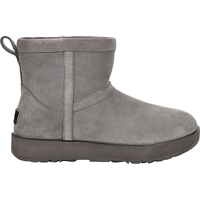 Ugg Classic Mini Waterproof in Black