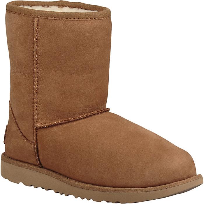 8aa7d69c83d Ugg Kids' Classic Short II Waterproof Boot - Moosejaw
