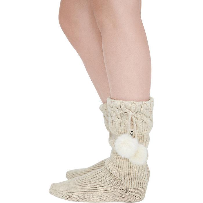 Ugg Women's Pom Pom Tall Rainboot Sock Moosejaw