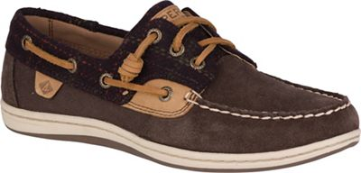 Sperry Women's Songfish Suede Wool Shoe