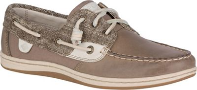 Sperry Women's Songfish Heavy Linen Shoe