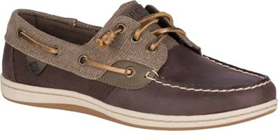 Sperry Women's Songfish Sparkle Canvas Shoe
