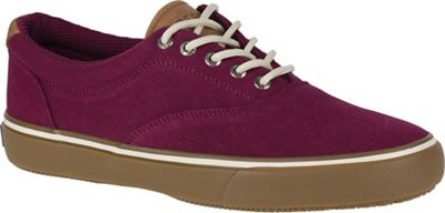 Sperry Men's Striper LL CVO Textured Canvas Shoe