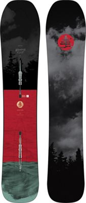 Burton Men's Working Stiff Snowboard