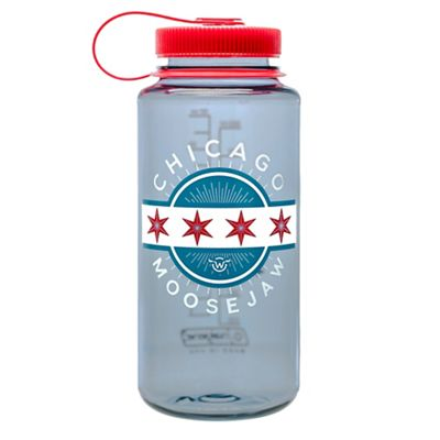 Moosejaw Chicago Nalgene Tritan Water Bottle