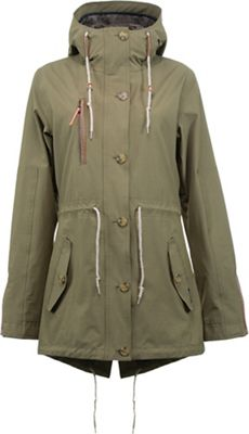 Holden Women's Fishtail Parka