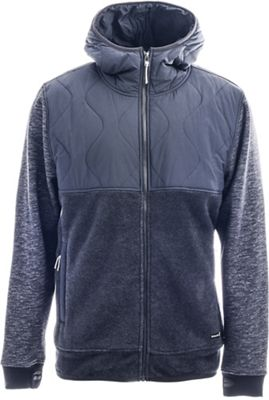 Holden Men's Sherpa Hybrid Zip Up